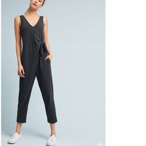 Anthropologie | Daytripper Tied Jumpsuit